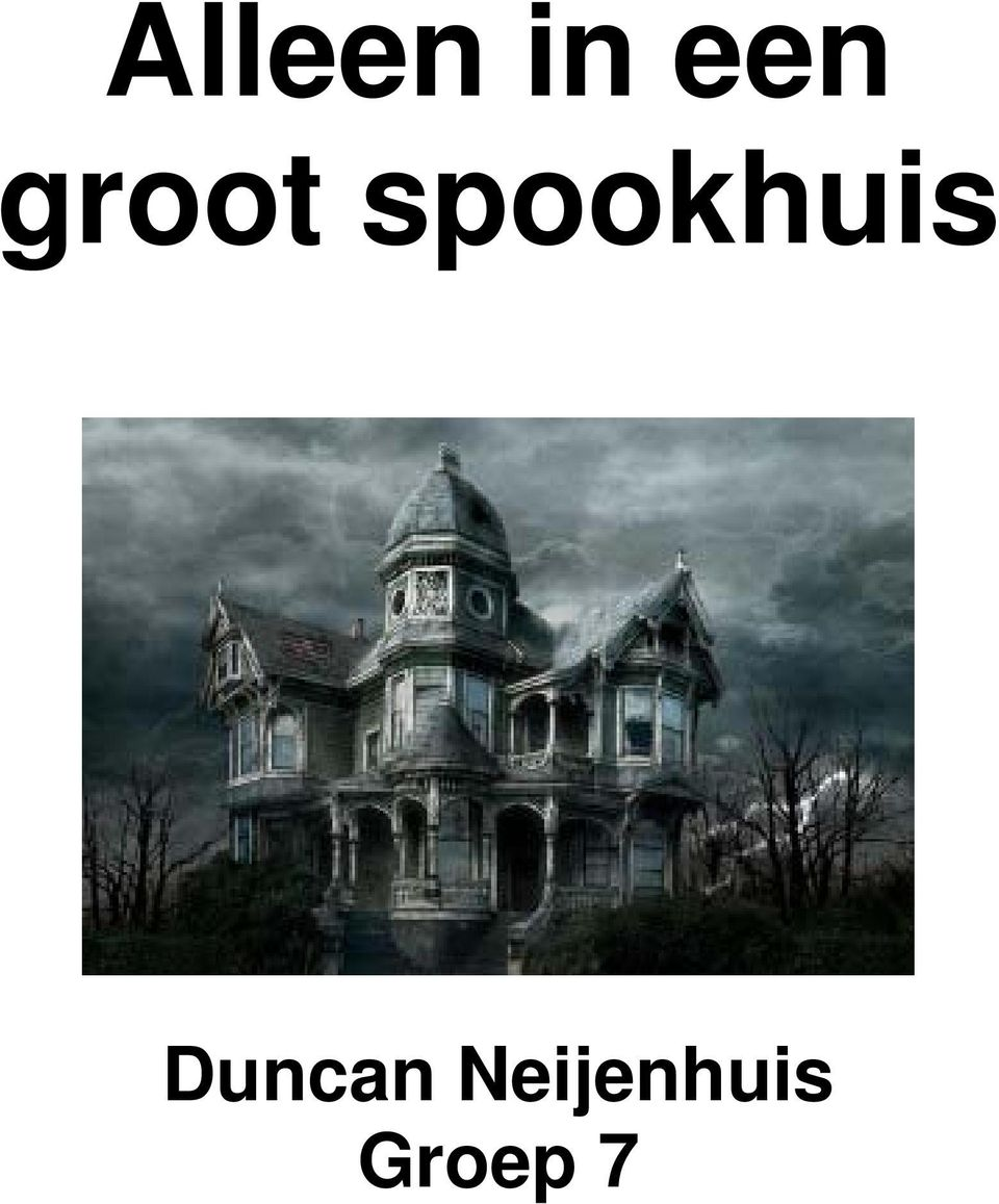 spookhuis