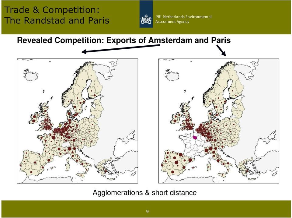 Competition: Exports of
