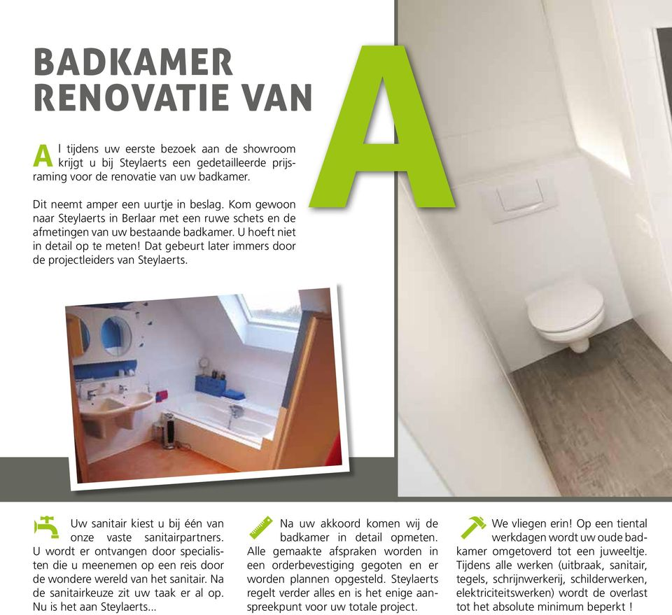 Best Steylaerts Badkamers Pictures - Amazing Ideas 2018 ...