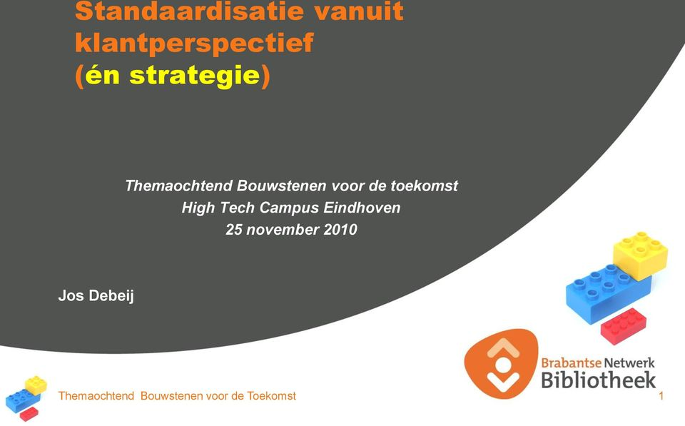 toekomst High Tech Campus Eindhoven 25 november