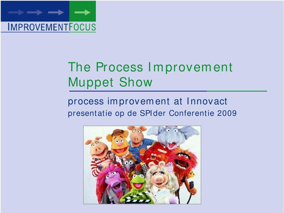 improvement at Innovact