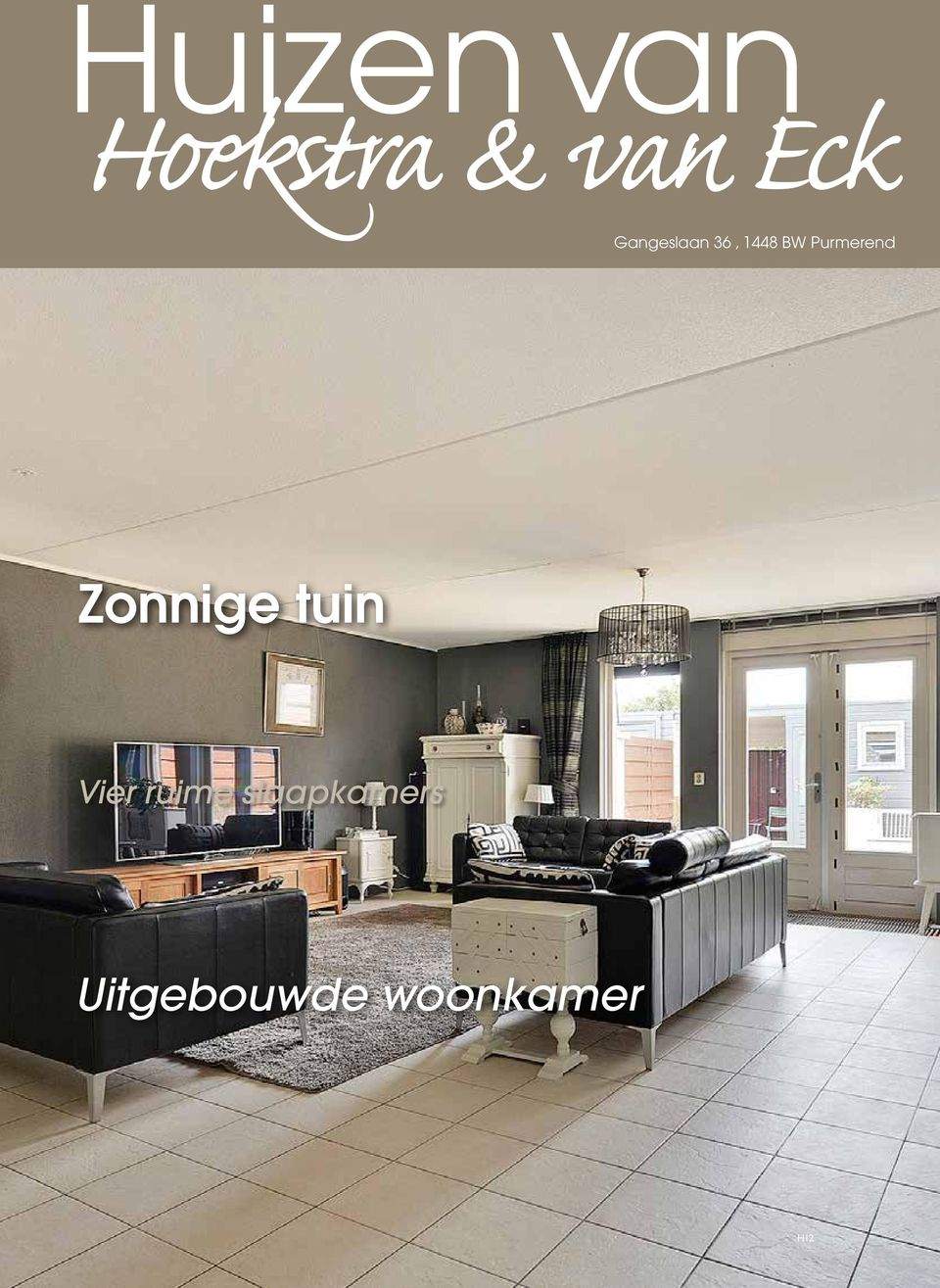 Purmerend Zonnige tuin Vier