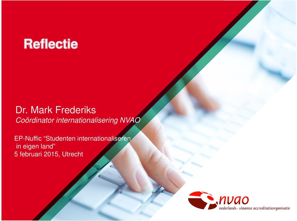 internationalisering NVAO EP-Nuffic