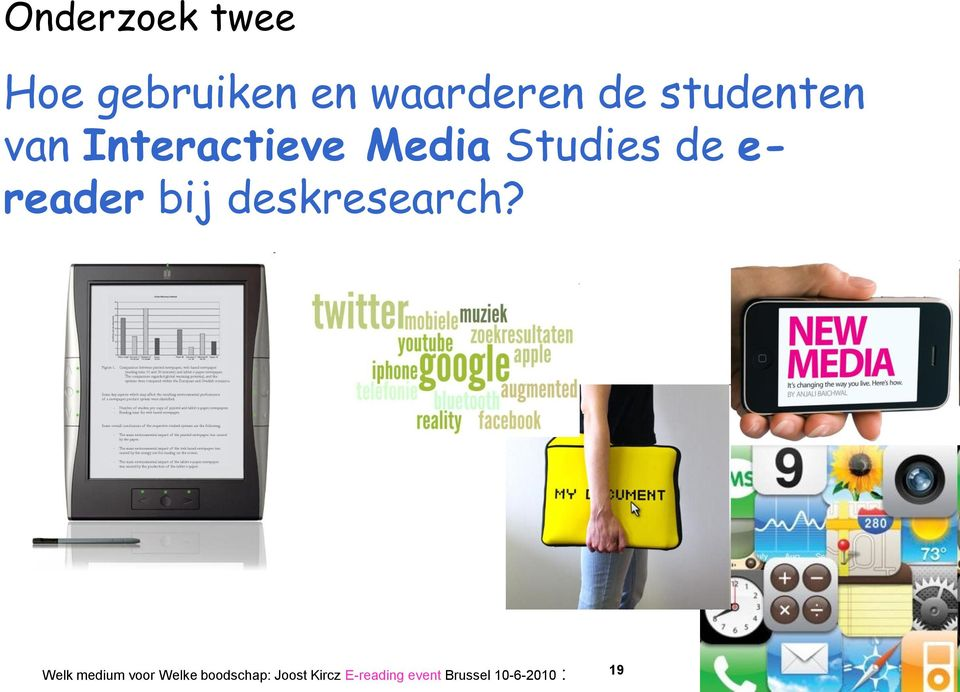 reader bij deskresearch?