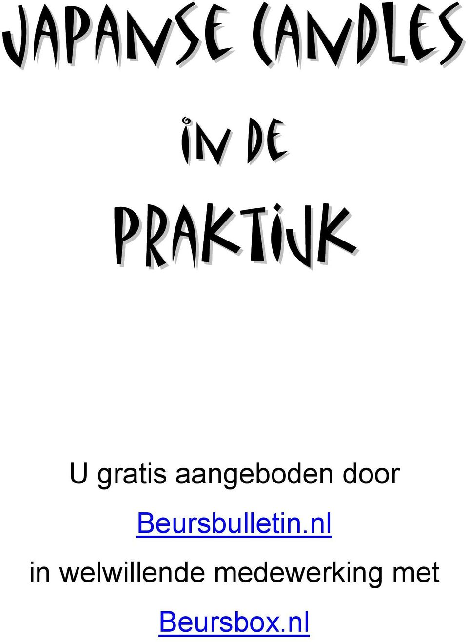 door Beursbulletin.