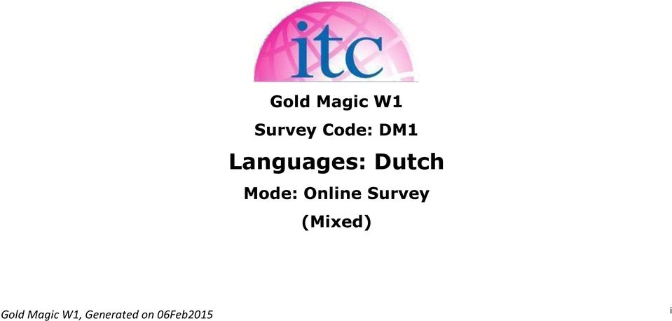 Languages: Dutch