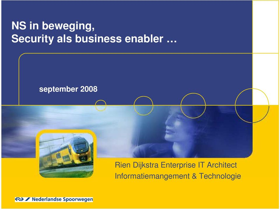 Rien Dijkstra Enterprise IT