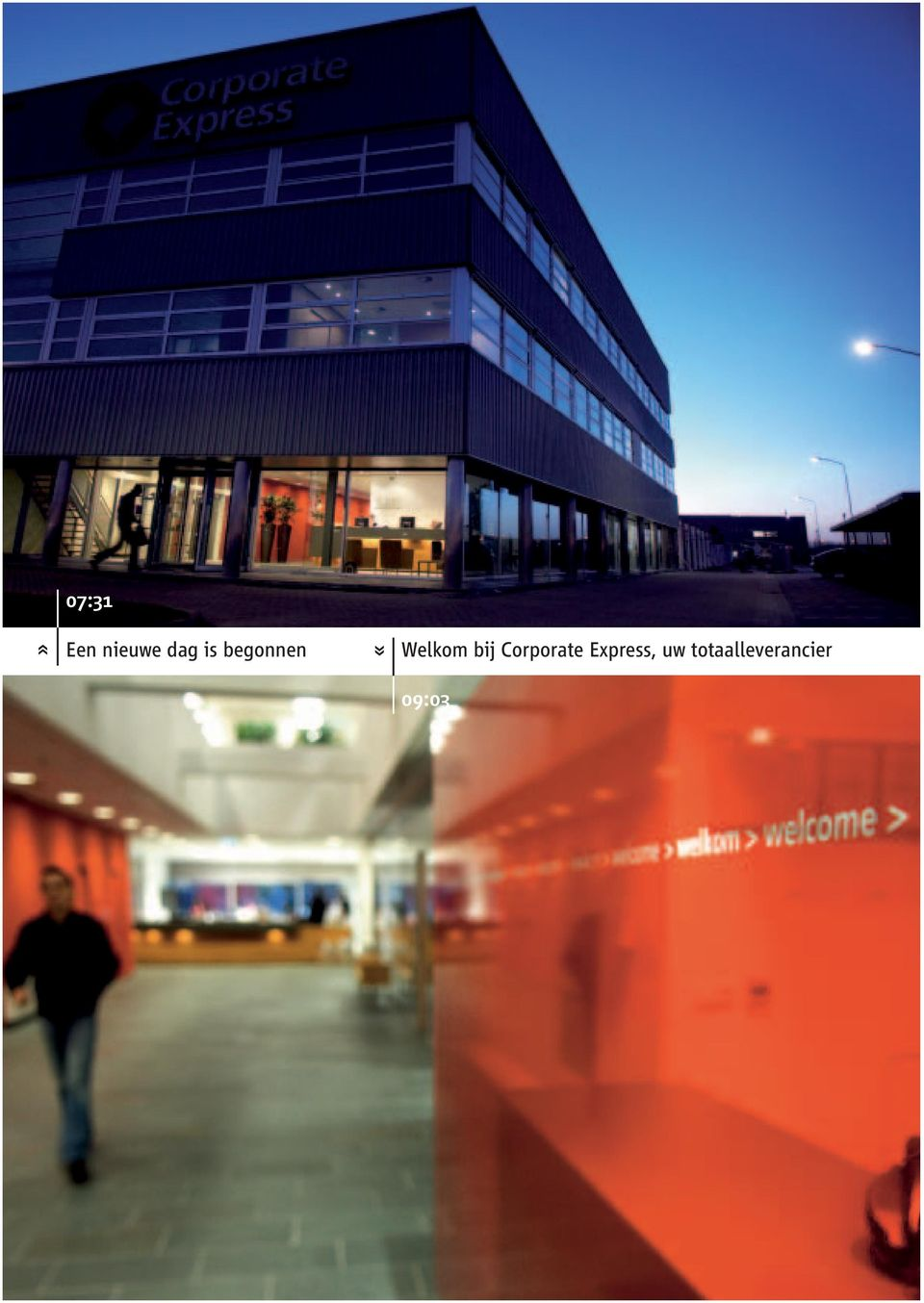 Express, uw totaalleverancier