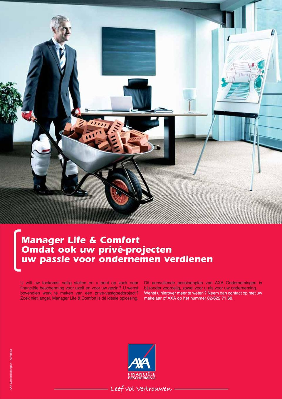 Manager Life & Comfort is dé ideale oplossing.