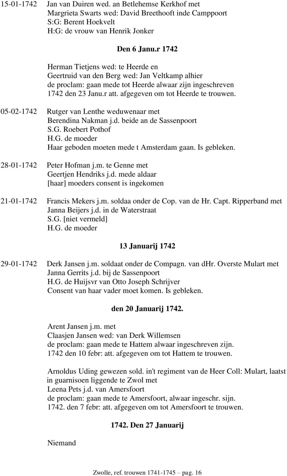 Zwolle transcriptie ref trouwen pdf for Weideman den ham