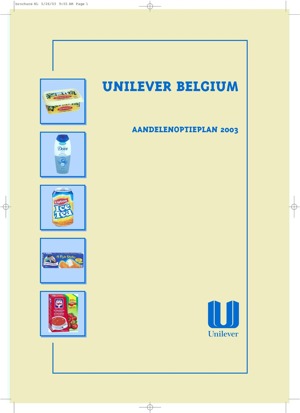 Page 1 UNILEVER