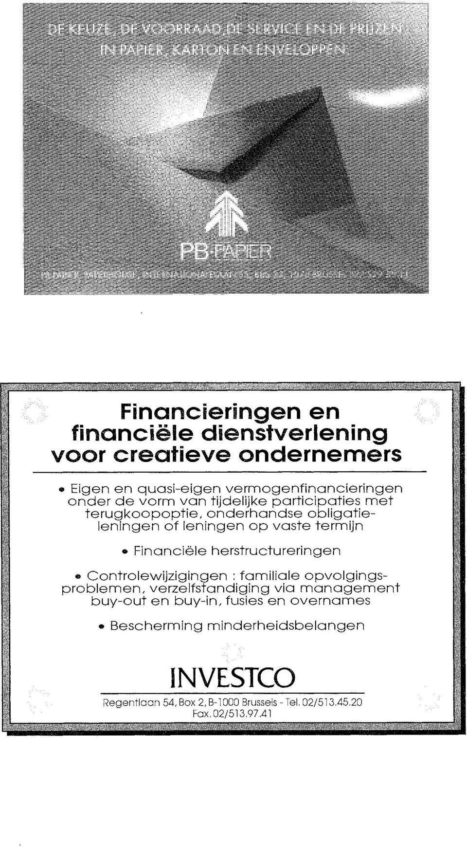 Controlewijzigingen : familiale opvolgingsproblemen, verzelfstandiging via management buy-out en buy-in,