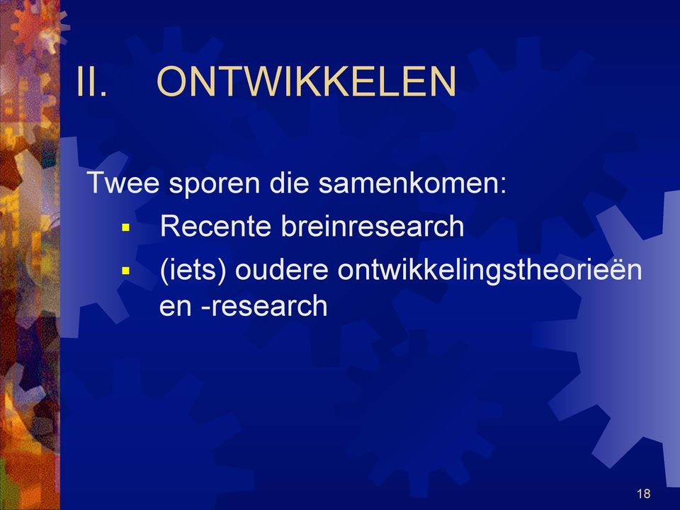 breinresearch (iets) oudere