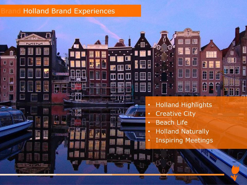 Holland Highlights Creative City