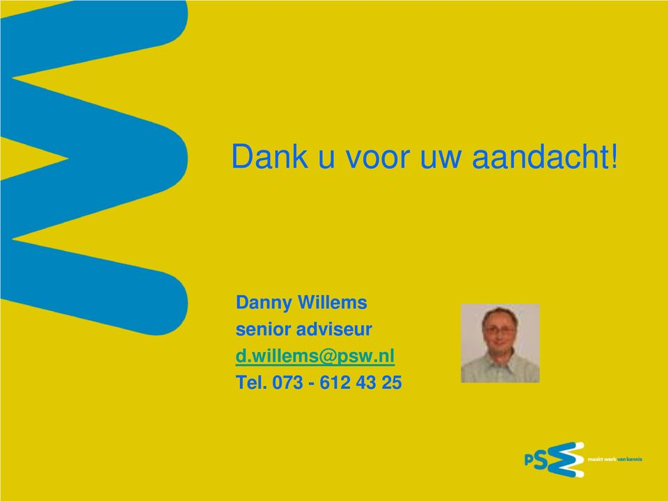 Danny Willems senior