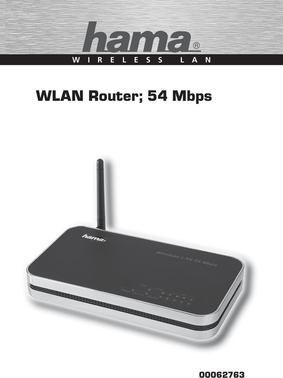 WLAN Router;