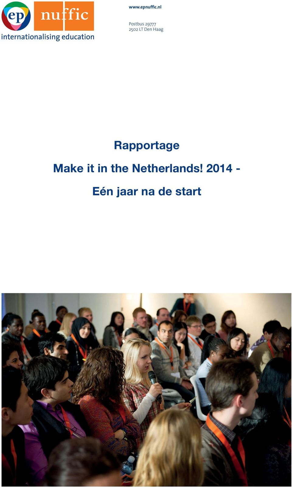 Haag Rapportage Make it in