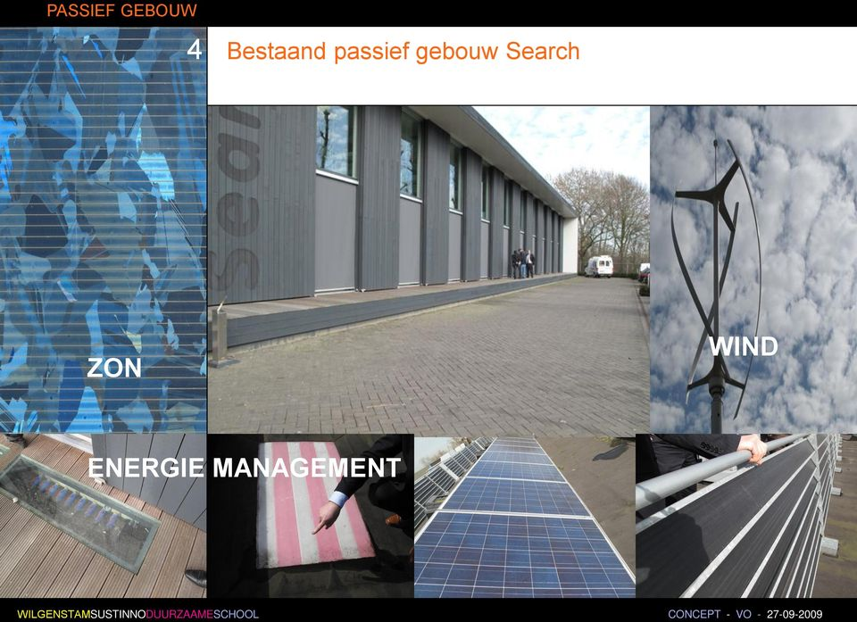 gebouw Search ZON