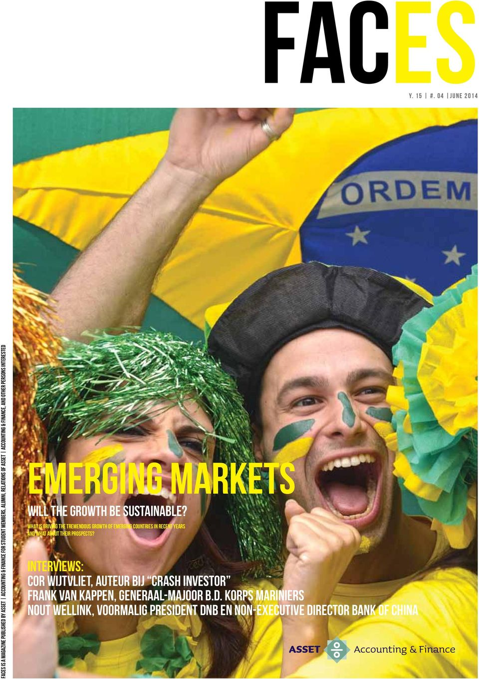 Accounting & Finance, and other persons interested emerging markets will the growth be sustainable?