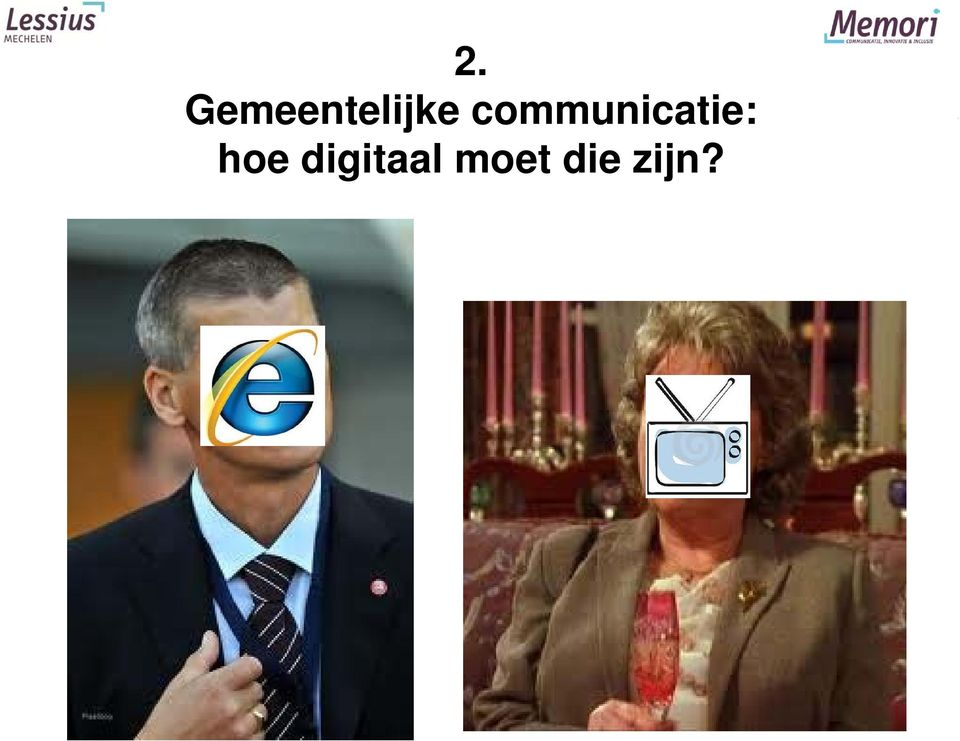 communicatie: