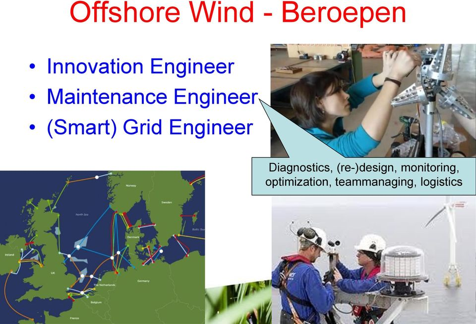 Grid Engineer Diagnostics, (re-)design,