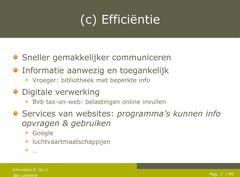 tax-on-web: belastingen online invullen Services van websites: programma s