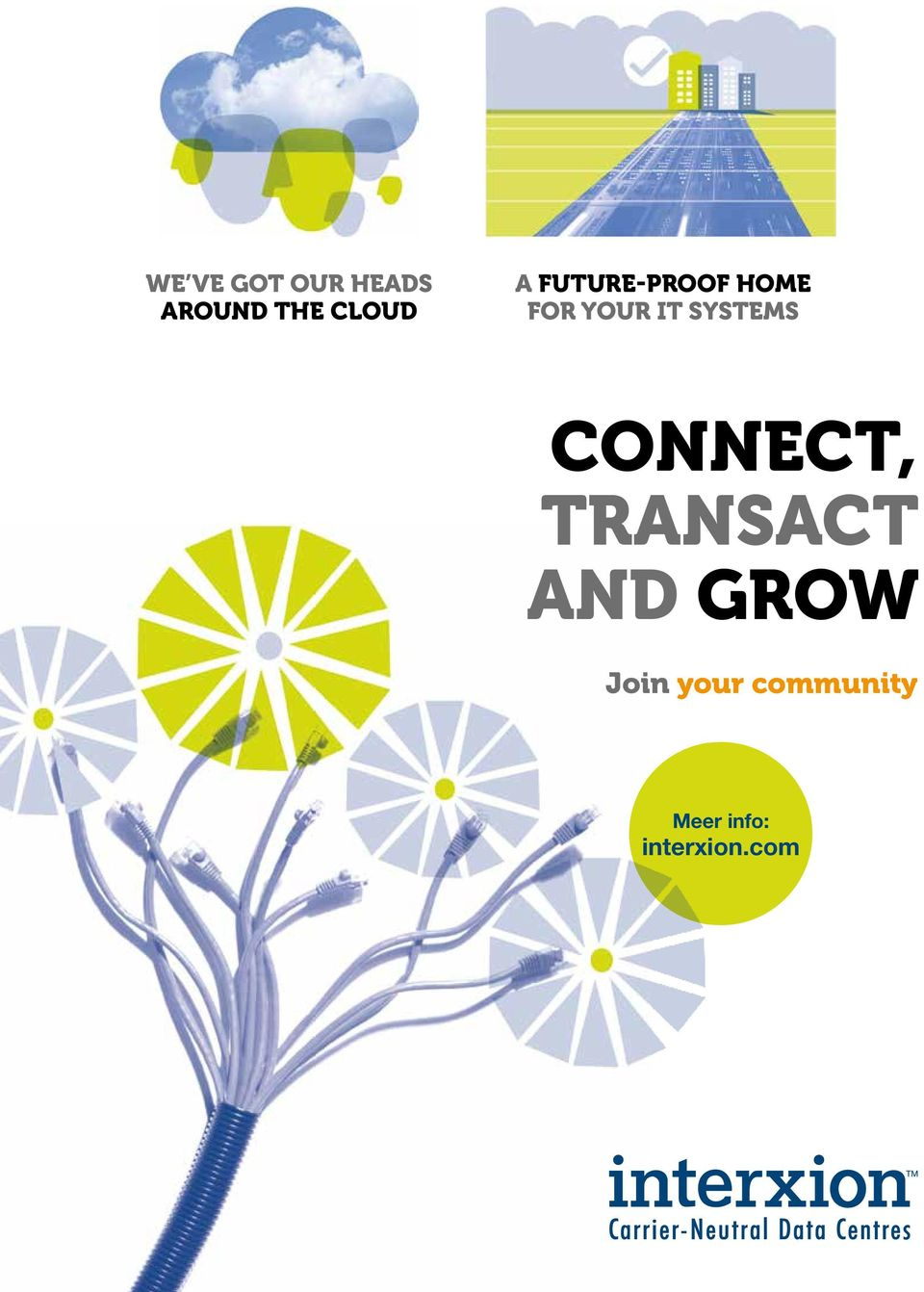 SYSTEMS CONNECT, TRANSACT AND GROW