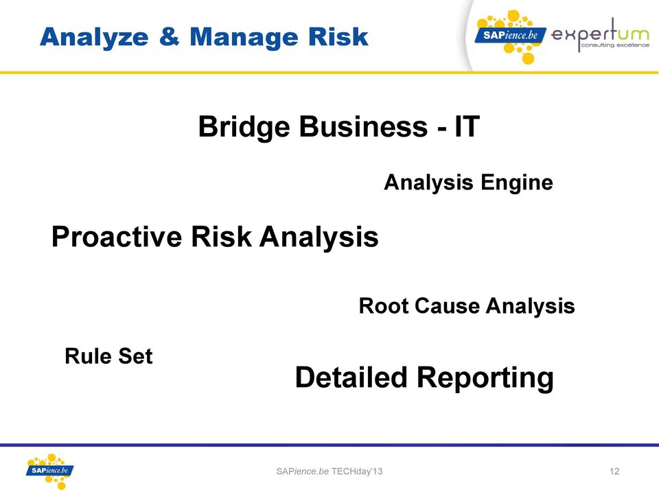 Engine Root Cause Analysis Rule Set