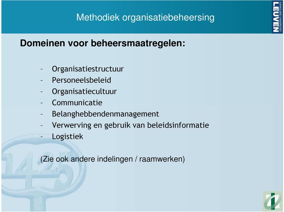 Organisatiecultuur Communicatie Belanghebbendenmanagement