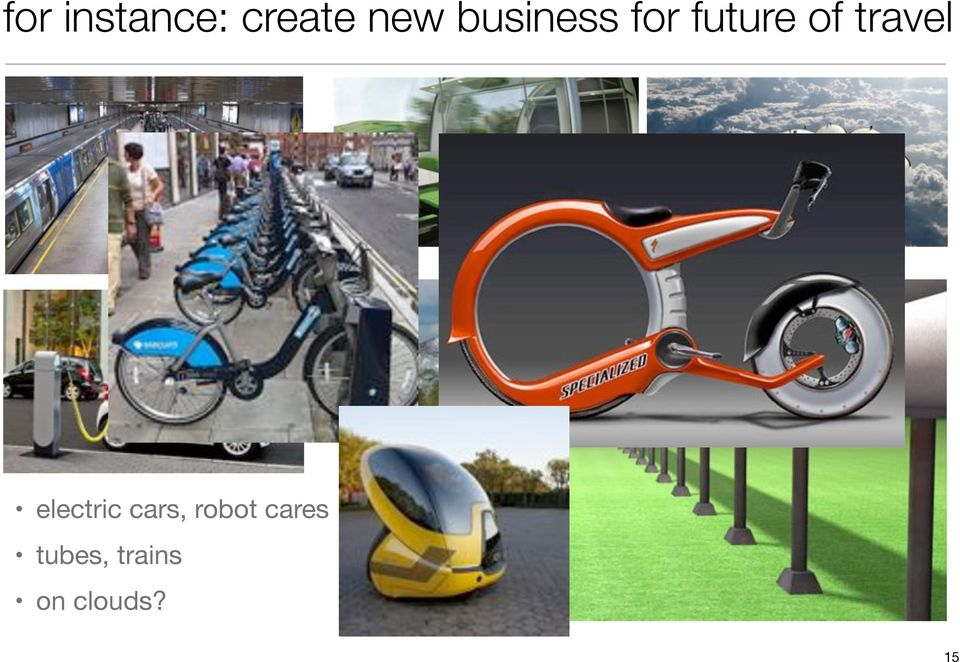travel electric cars, robot
