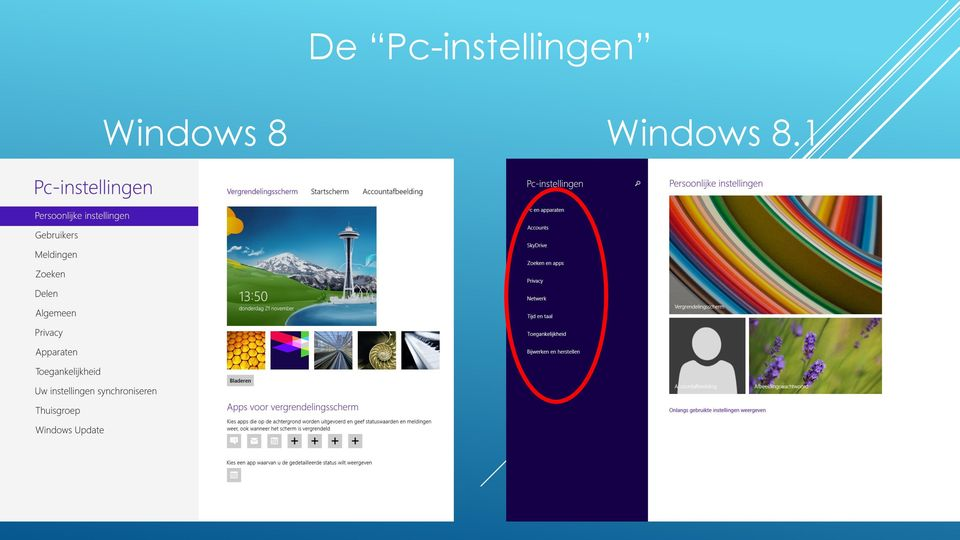 Windows 8 1 wat brengt windows 8 1 ons voor nieuws hoe for Windows 8 bureaublad