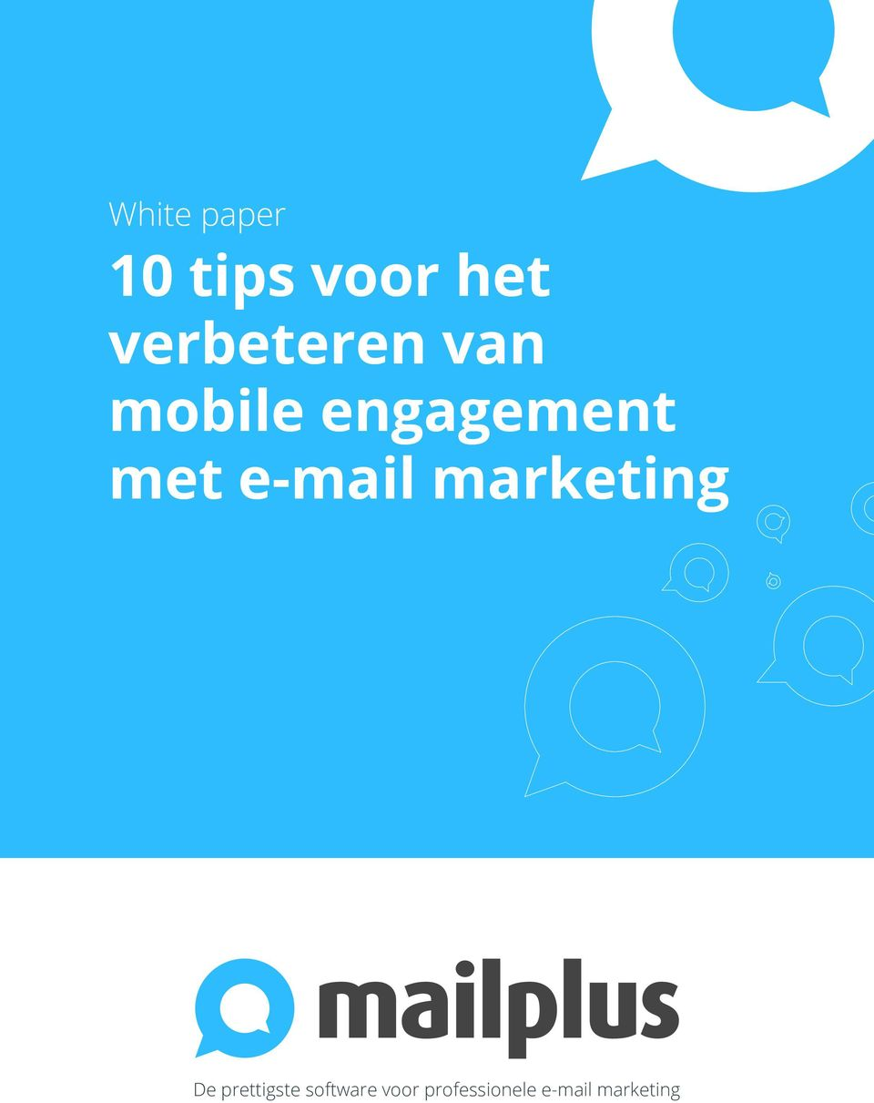 met e-mail marketing De prettigste