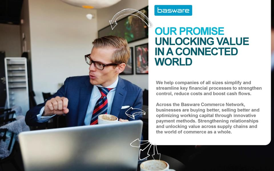 Across the Basware Commerce Network, businesses are buying better, selling better and optimizing working