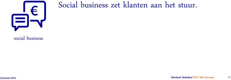 social business 23 januari