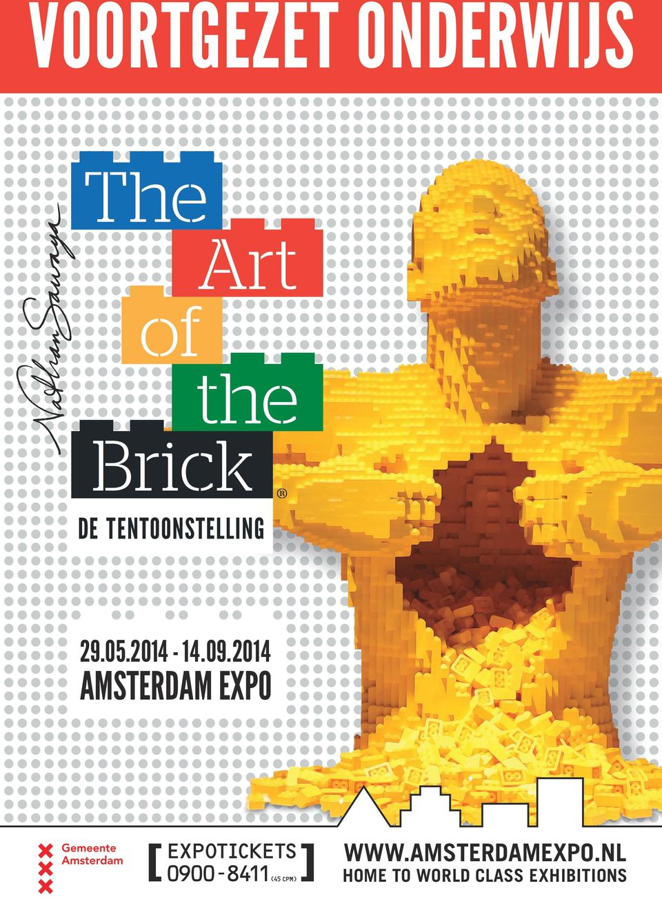 2014 AMSTERDAM EXPO WWW.