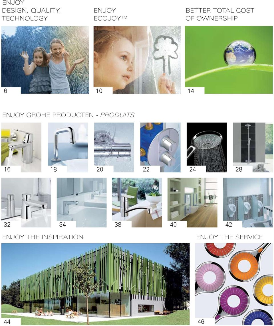 Grohe projectivity be projects pdf - Catalogus personeel decor pdf ...