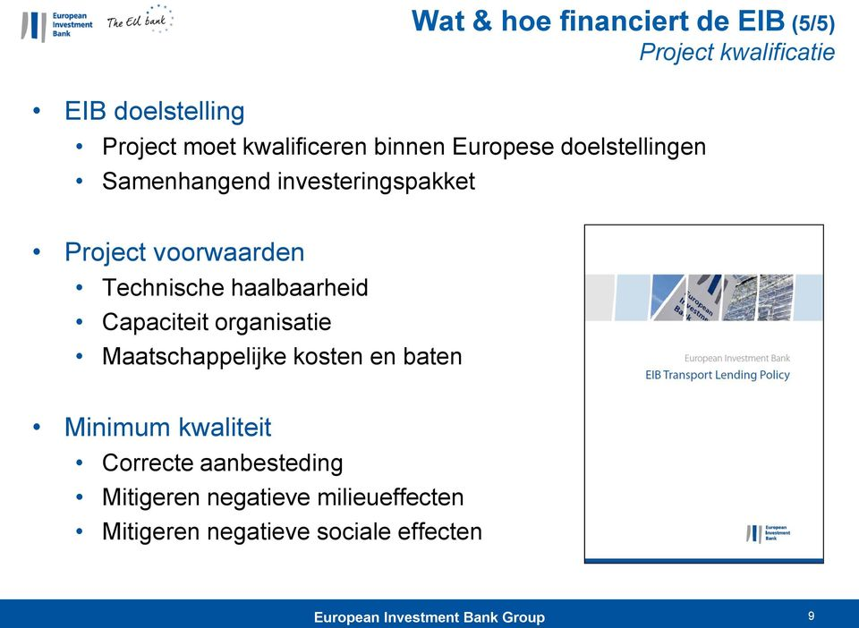 Nu Ook In Nld European Investment Bank Group Pdf
