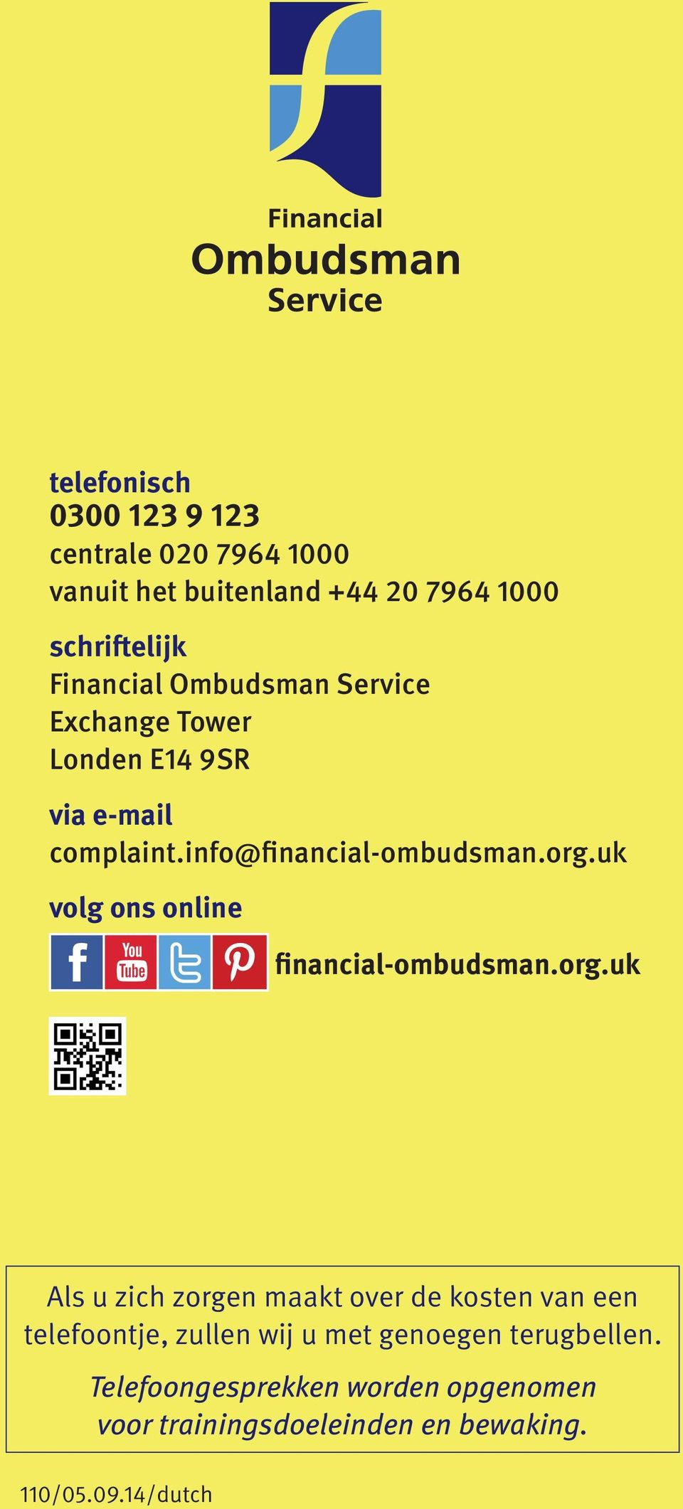 uk volg ons online financial-ombudsman.org.