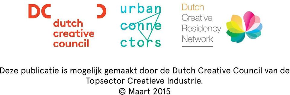 Creative Council van de