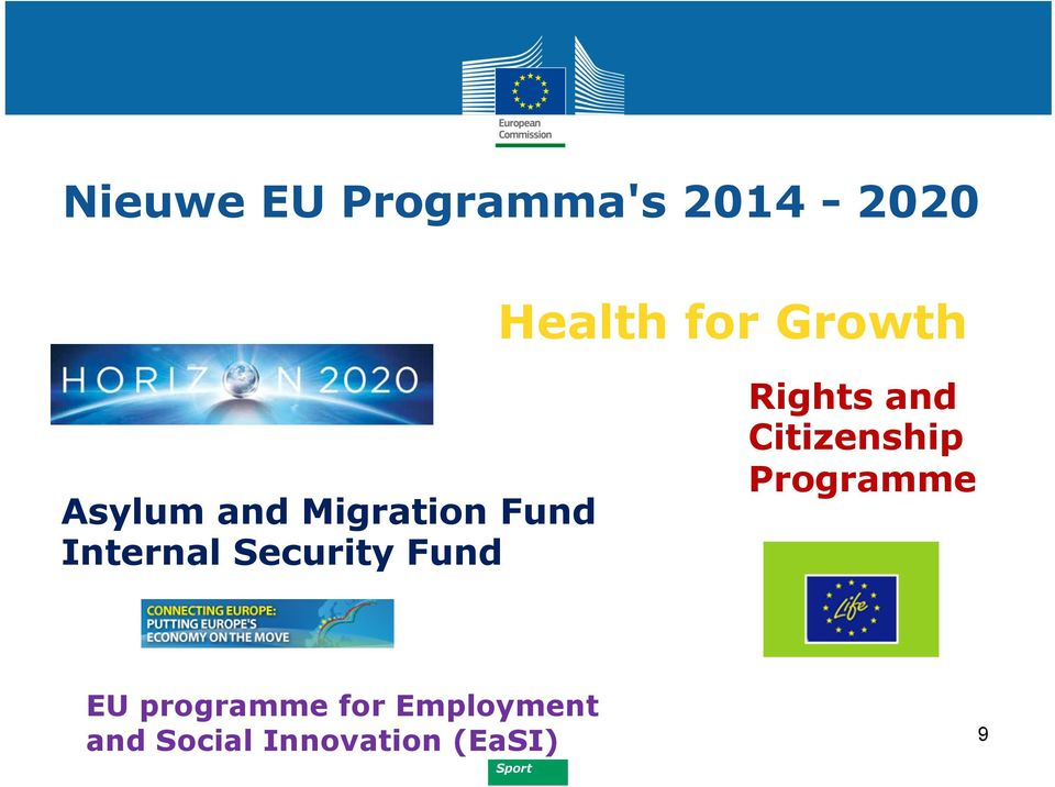 Security Fund Rights and Citizenship Programme