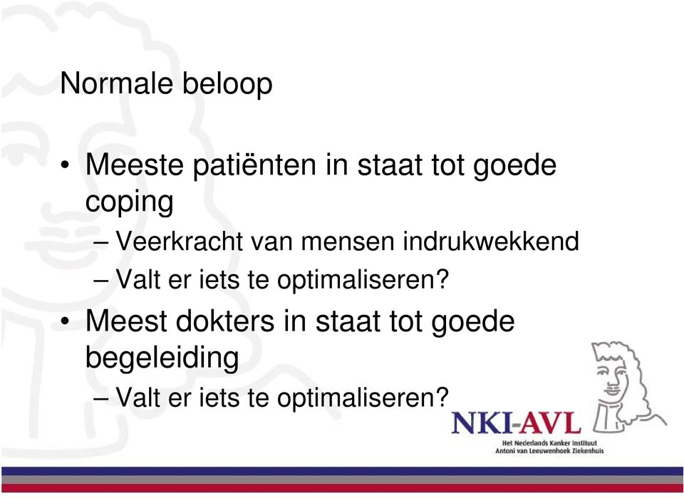 Valt er iets te optimaliseren?