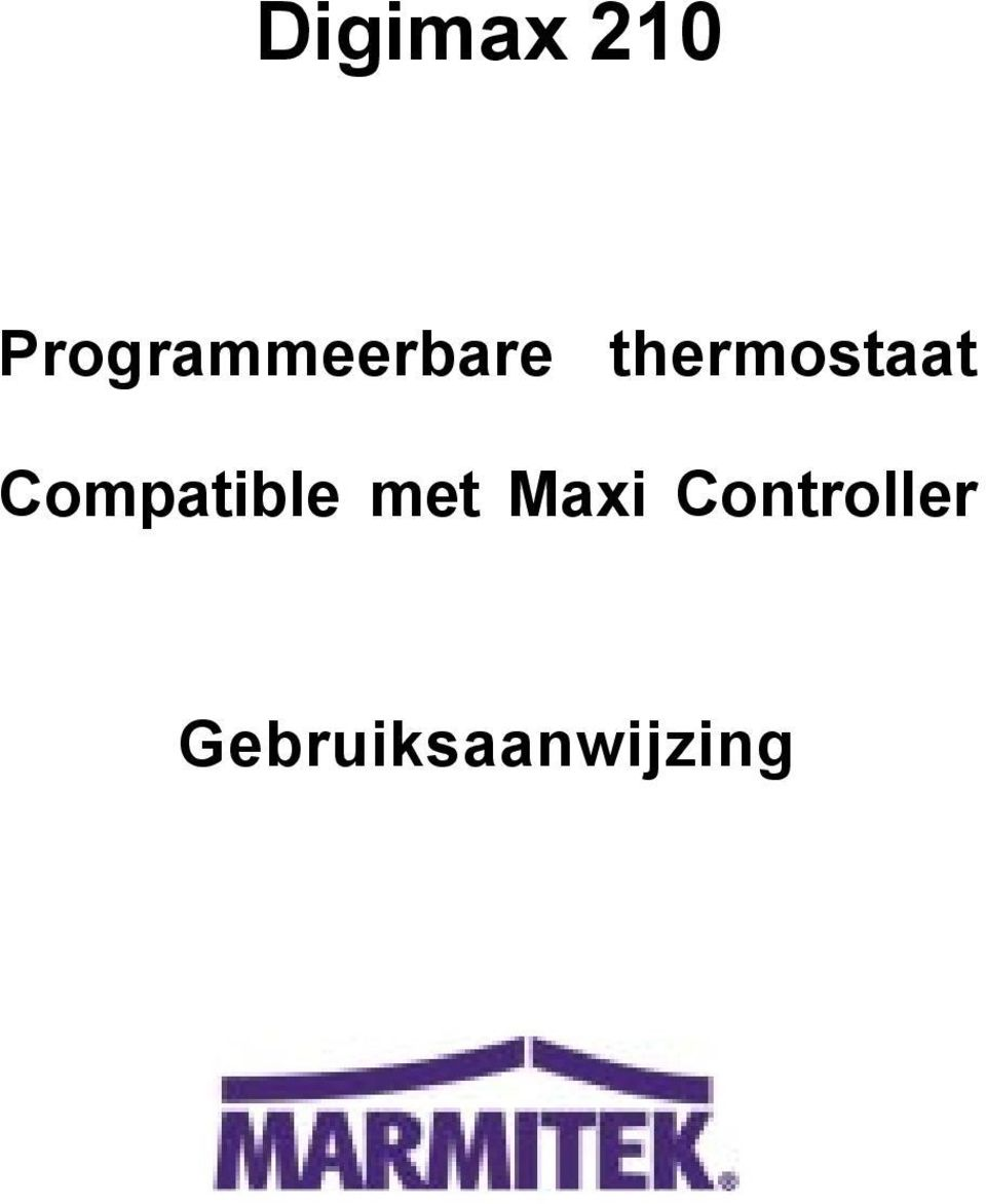 thermostaat Compatible