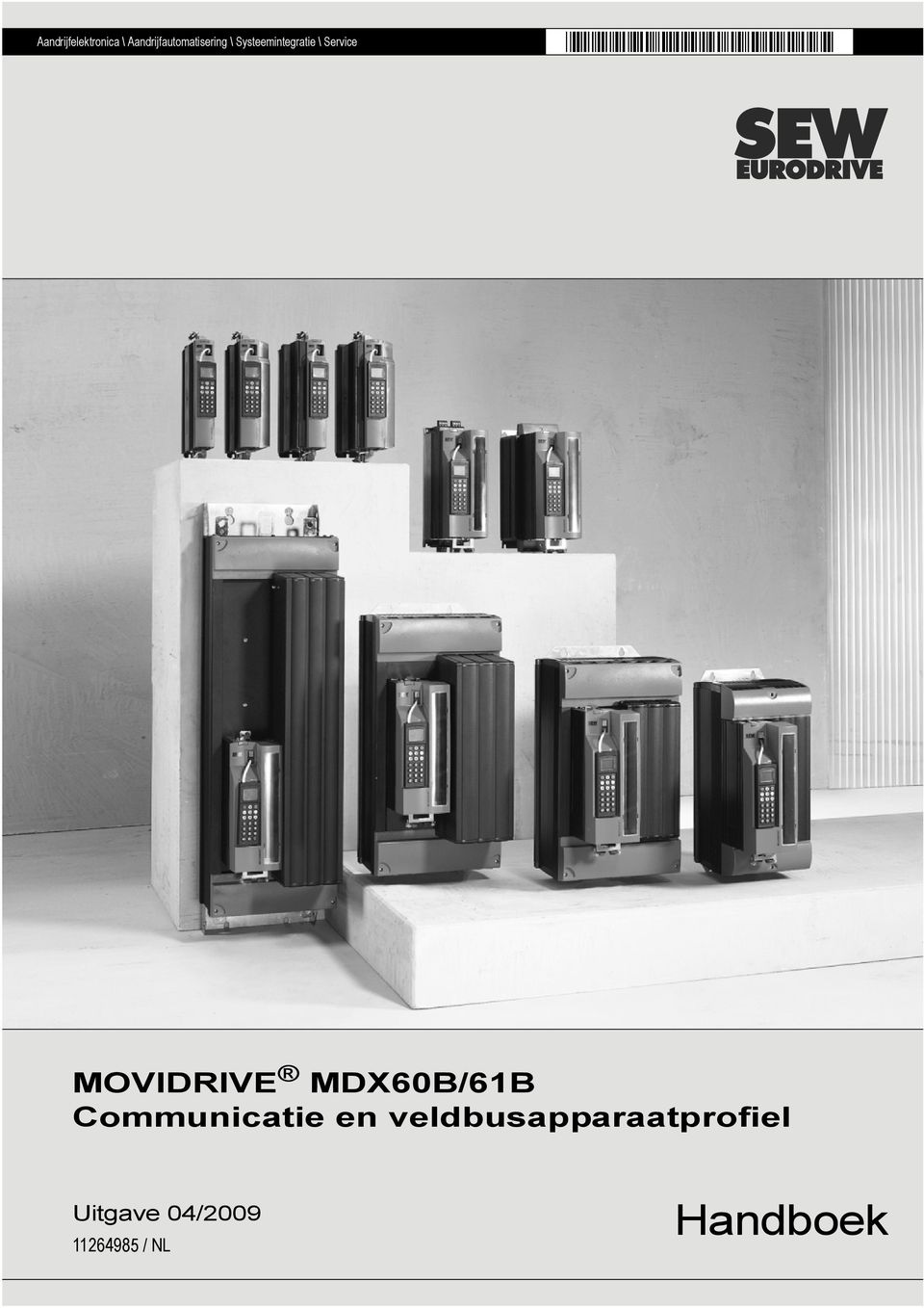 \ Service MOVIDRIVE MDX60B/61B Communicatie