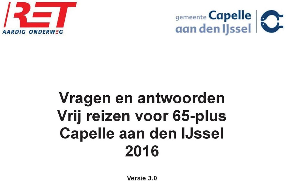65-plus Capelle aan