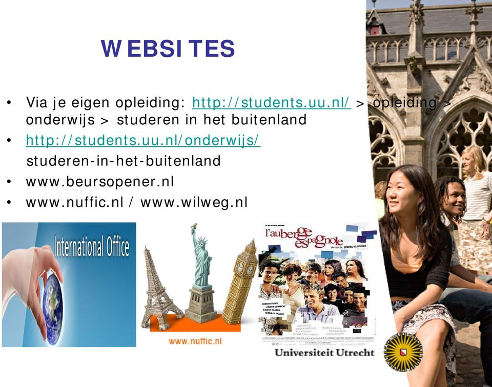 buitenland http://students.uu.