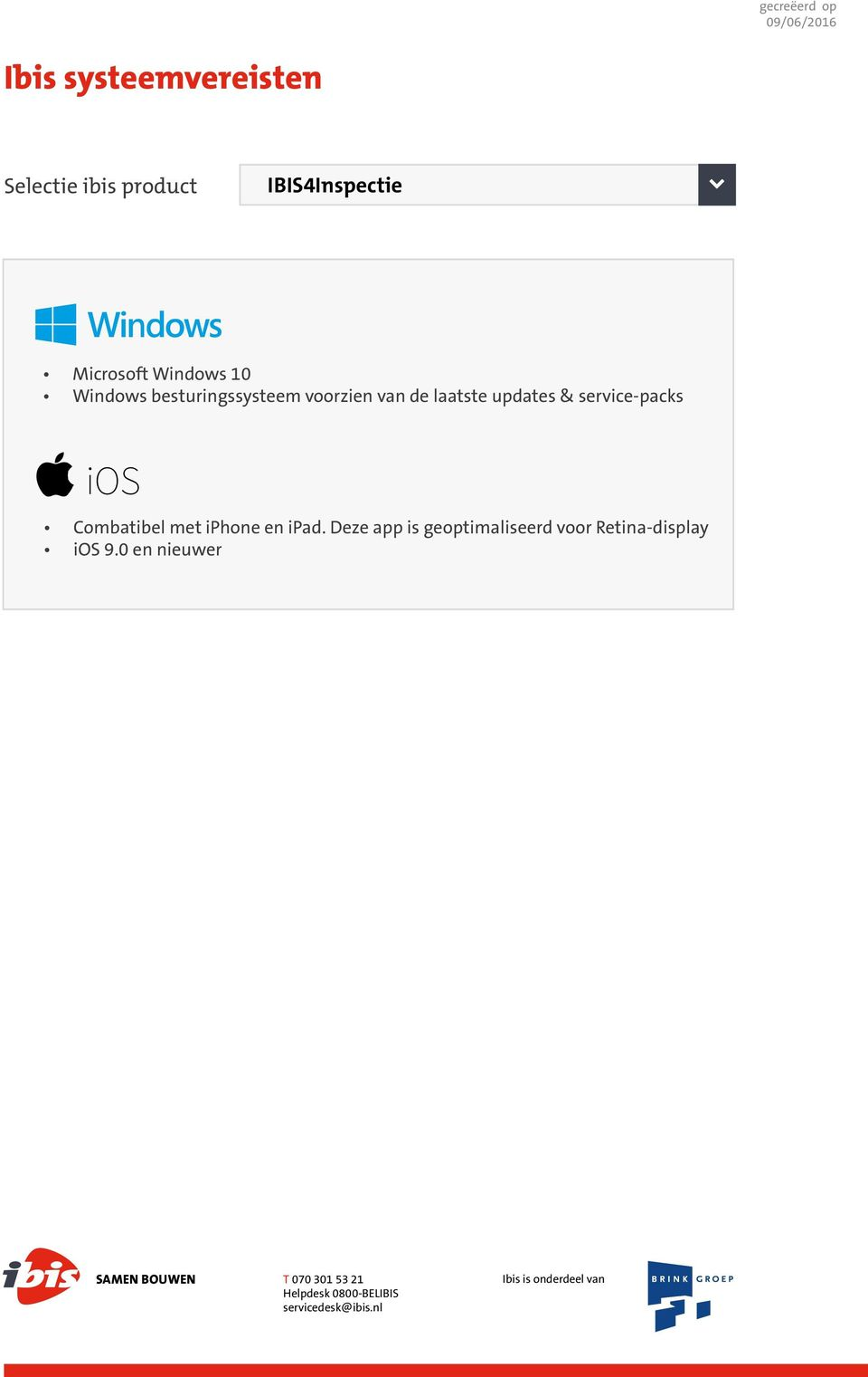 service-packs ios Combatibel met iphone en ipad.