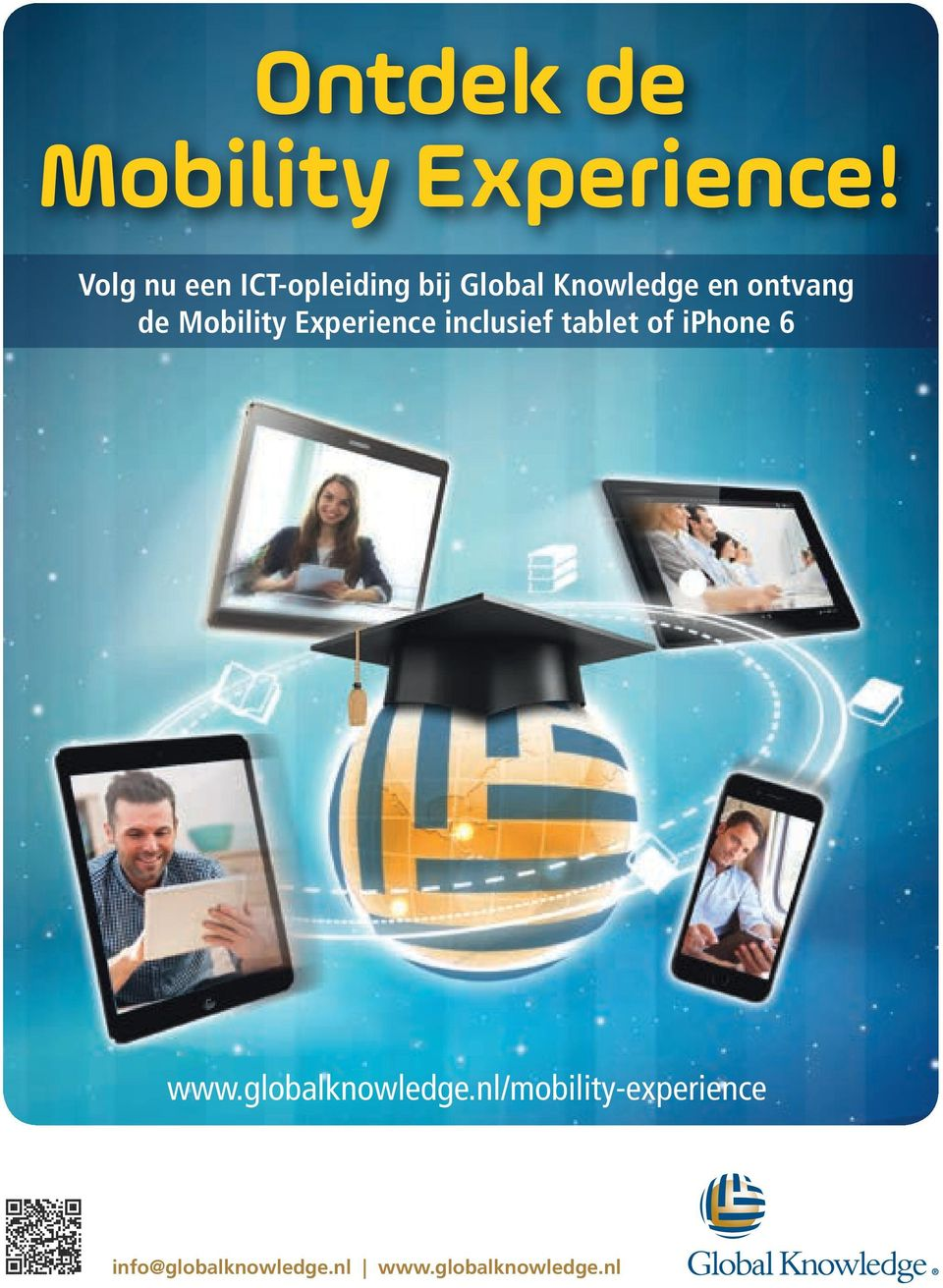 de Mobility Experience inclusief tablet of iphone 6 www.