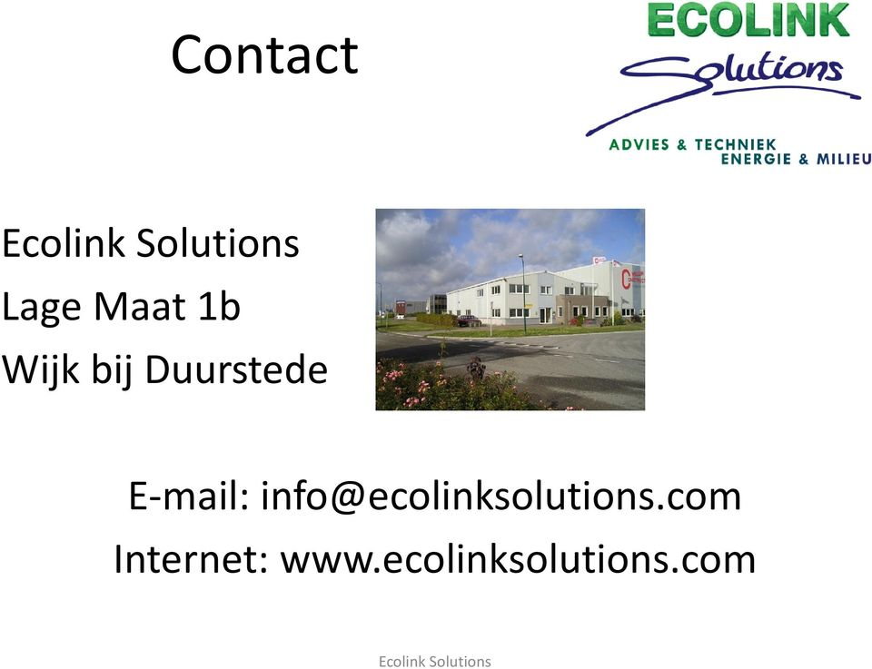 info@ecolinksolutions.
