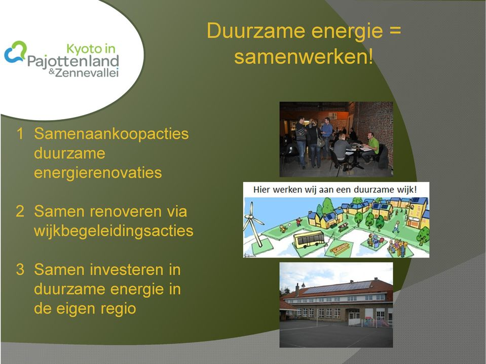 energierenovaties 2 Samen renoveren via