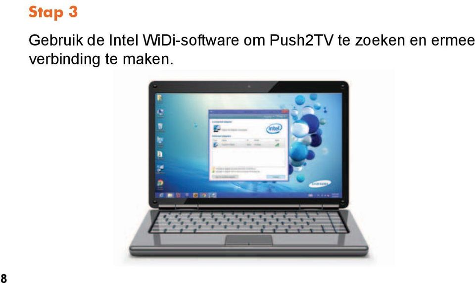 Push2TV te zoeken en